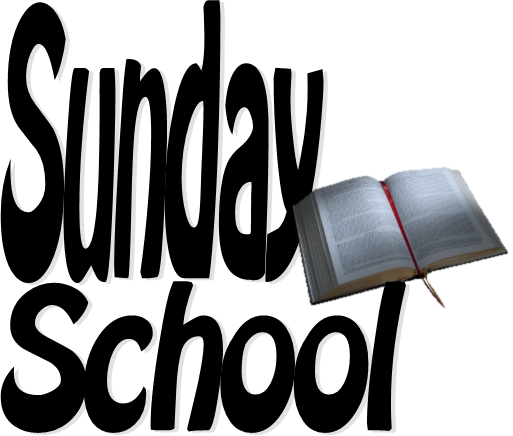 Sunday School at Sharon Baptist Concord