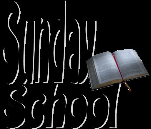 Sunday School at Sharon Baptist Concord