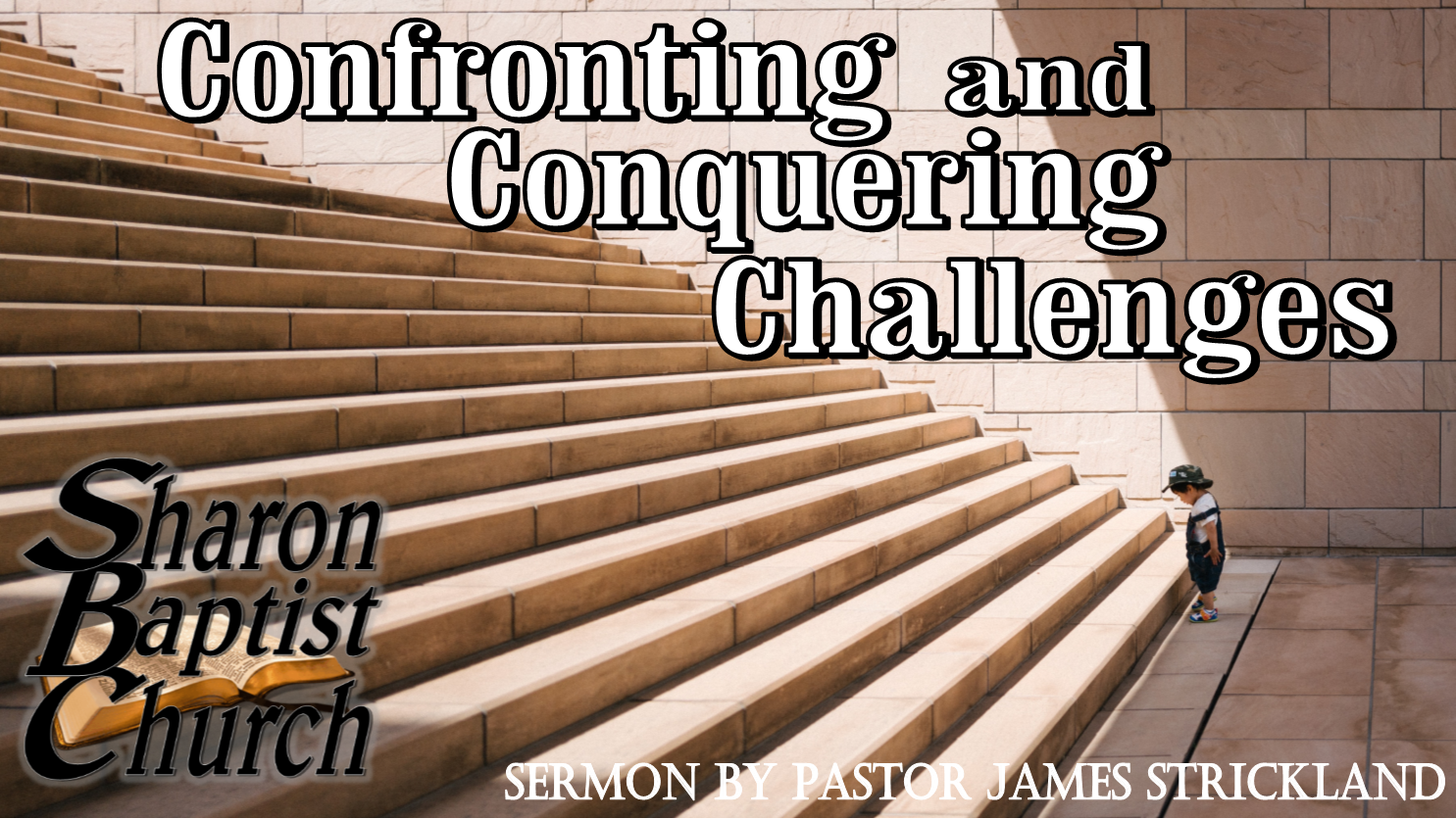 Confronting and Conquering Challenges