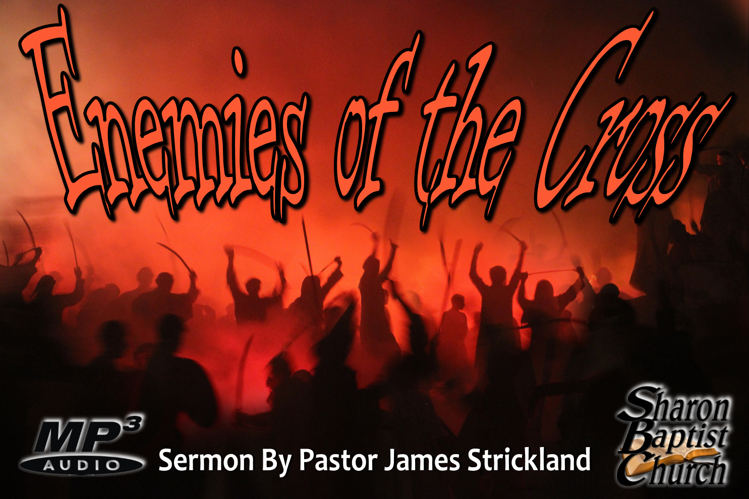 Enemies of the Cross - Sermon - Philippians 3 17-19 - 7-14-19