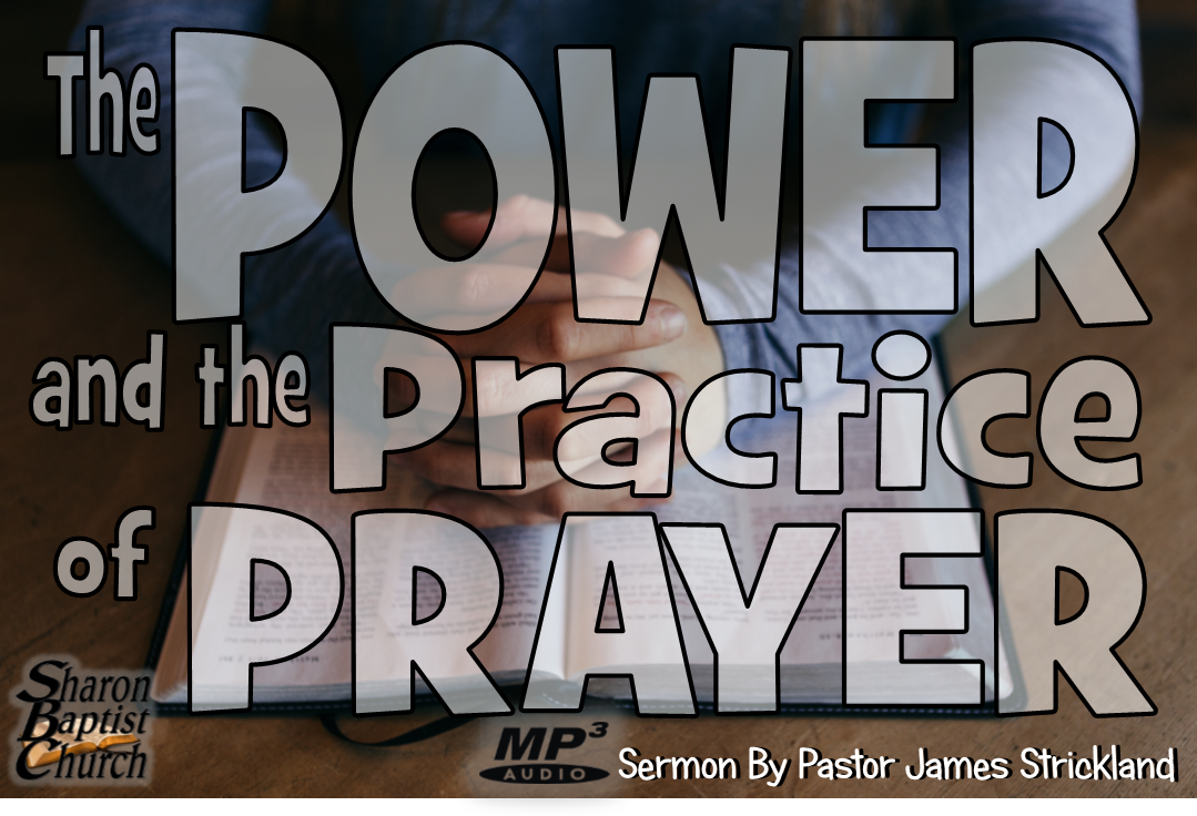 The Power and the Practice of Prayer AUDIO small