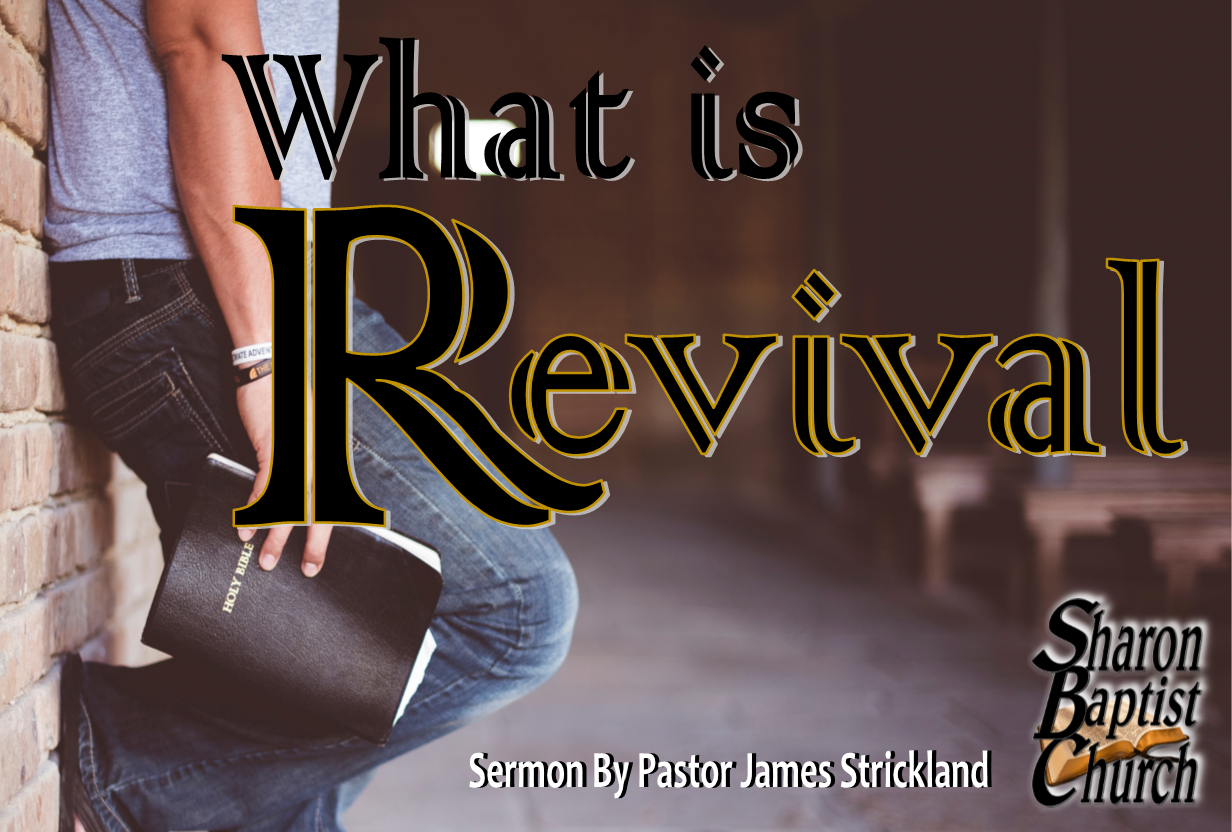 What is Revival Sermon - 11-3-19