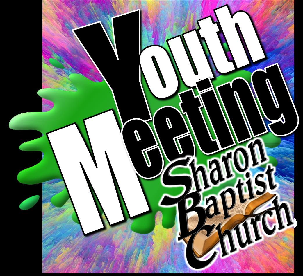 Sharon Baptist Youth Ministry Logo