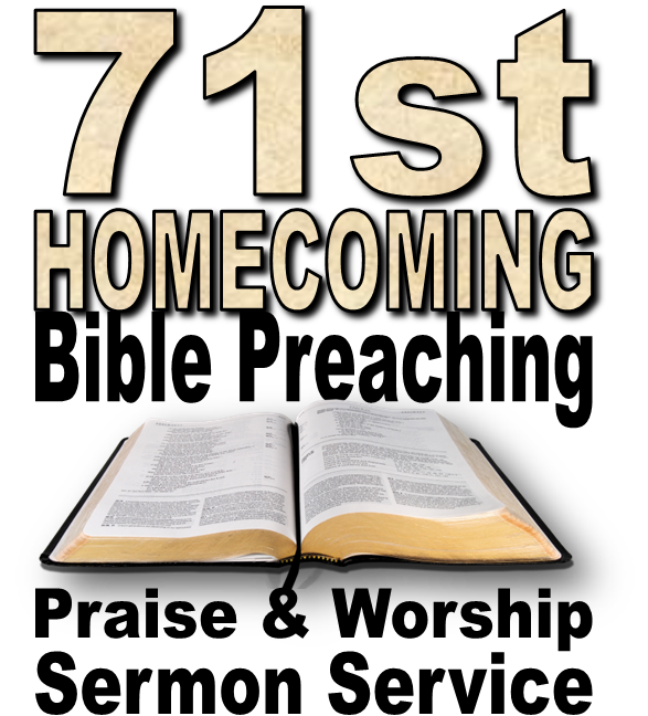 Sharon's 71st Homecoming Event!